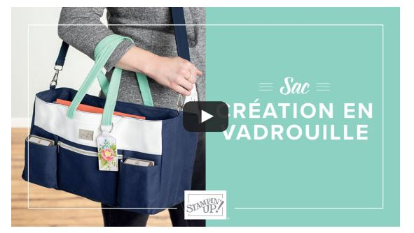 Sac creation en vadrouille